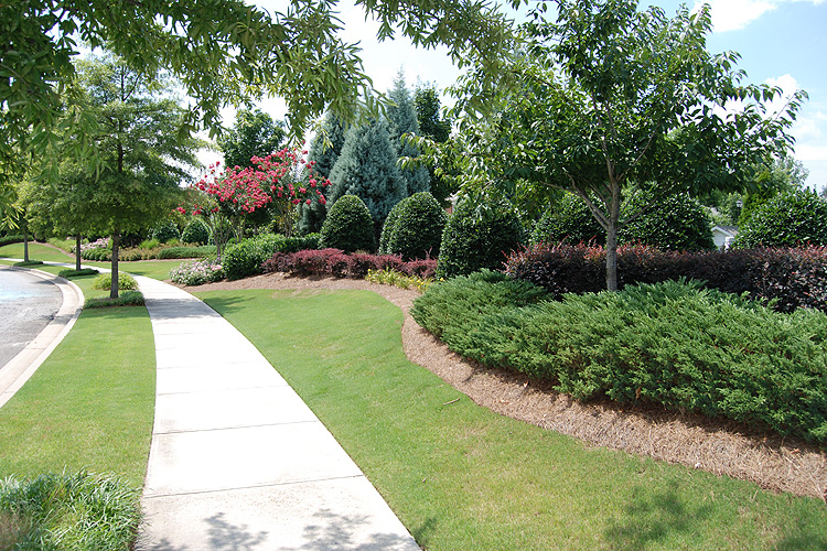 Commercial Landscape Portfolio   Green Acres Landscaping, Inc.
