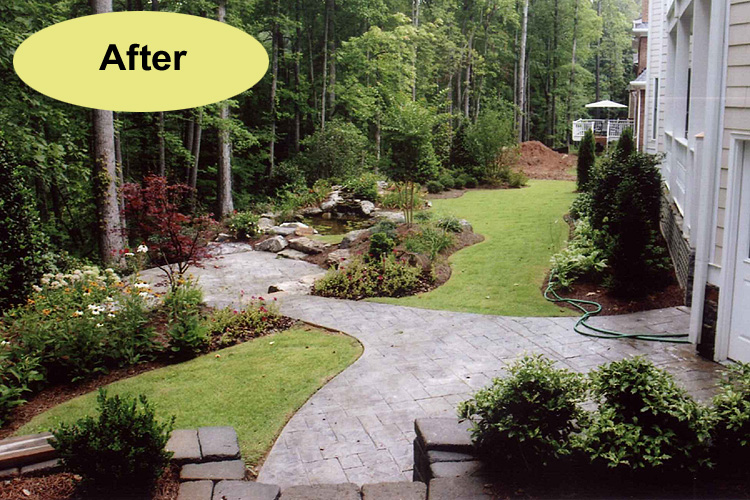 landscape design 1 acre create a landscaping