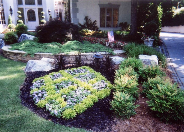 Kim Kardashian Ring front yard landscaping ideas florida